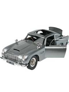 aston martin db5 1:8 scale model - James Bond Collections