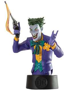 joker bust - Batman Universe Collector's Bust