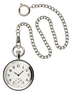 hershel's pocket watch - The Walking Dead Collector's Models