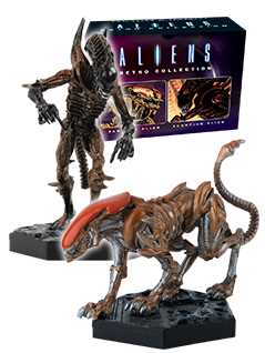 panther/scorpion retro pack - Alien and Predator