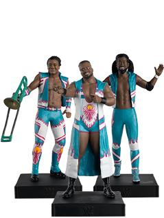 the new day - WWE Championship