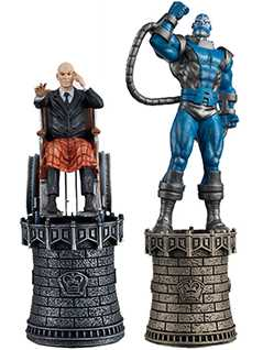professor x & apocalypse (kings) special edition - Marvel Chess