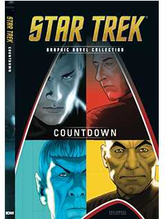 countdown - Star Trek Graphic Novels