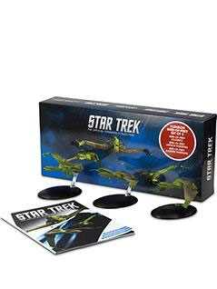 klingon bird-of-prey box set - Star Trek Starships