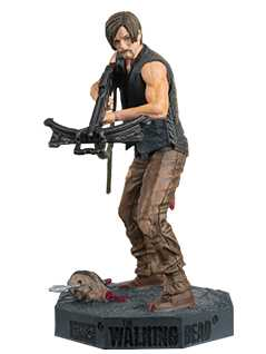 daryl - The Walking Dead Collector's Models