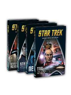 volumes 5-8 bundle - Star Trek Graphic Novels