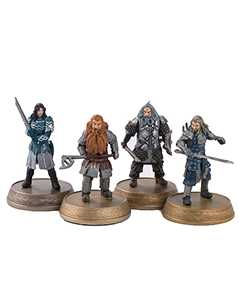 armored dwarves set - The Hobbit & Lord of the Rings