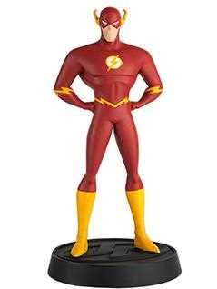 the flash - Justice League The Animated Series