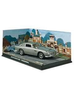 aston martin db5 (thunderball) - James Bond Collections