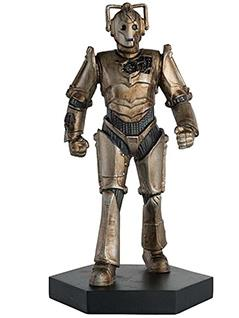 damaged cyberman (closing time) - Doctor Who Figurines Collection