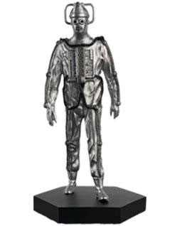 cyberman (the tomb of the cyberman) - Doctor Who Figurines Collection