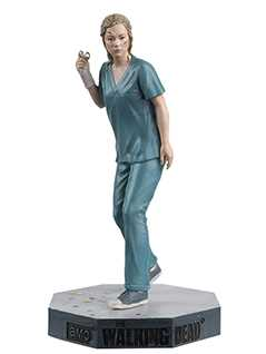 beth - The Walking Dead Collector's Models