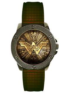 wonder woman movie watch - DC Comics Watches