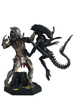 alien vs predator special edition (avp: requiem) - Alien and Predator