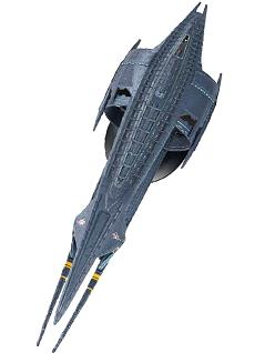 i.s.s. charon special edition - Star Trek Discovery Starships