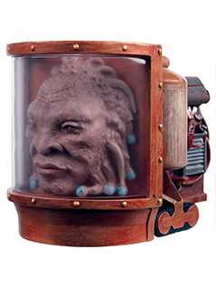 the face of boe special edition - Doctor Who Figurines Collection