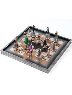 official dc chessboard - DC Chess