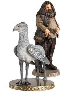 hagrid and buckbeak - Wizarding World Figurine Collection