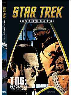 tng: perchance to dream - Star Trek Graphic Novels