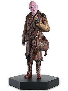ribbons of the seven stomachs - Doctor Who Figurines Collection