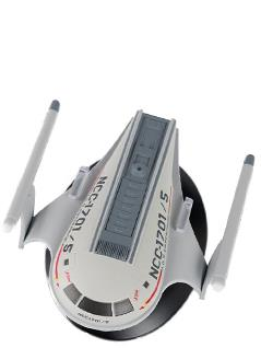 u.s.s enterprise shuttlecraft (jefferies concept) - Star Trek Starships