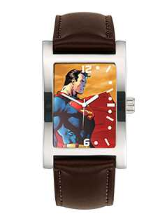 superman #204 watch - DC Comics Watches