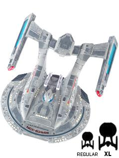 u.s.s. thunderchild (akira class) 9-inch xl edition - Star Trek Starships