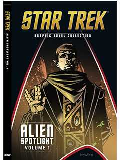 alien spotlight (volume 1) special edition - Star Trek Graphic Novels