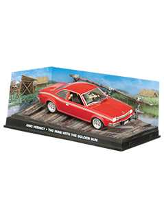 amc hornet (the man with the golden gun) - James Bond Collections