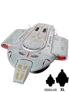 u.s.s. defiant 8.5-inch xl edition - Star Trek Starships