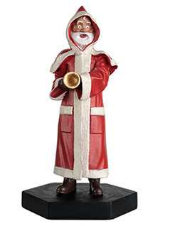 robot santa - Doctor Who Figurines Collection