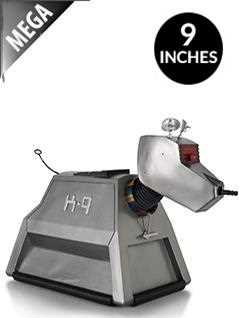 9-inch mega k-9 mark i - Doctor Who Figurines Collection