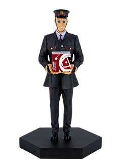 kerblam man - Doctor Who Figurines Collection