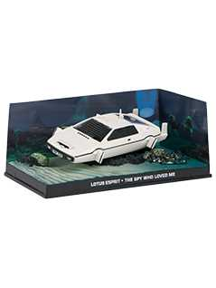 lotus esprit (the spy who loved me) - James Bond Collections