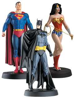 batman v. superman classic figurine bundle - DC Classic Figurines