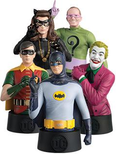 batman '66 bundle - Batman Universe Collector's Bust