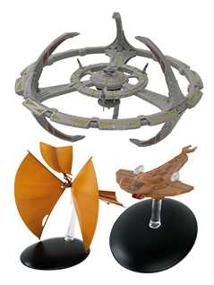 deep space nine 25th anniversary bundle - Star Trek Starships