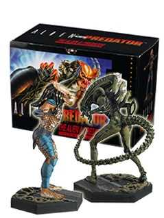 video game paint variant box set - Alien and Predator