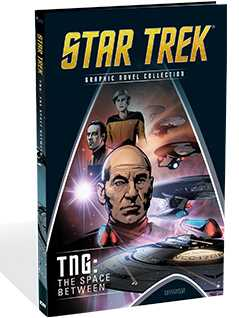 tng: the space between - Star Trek Graphic Novels