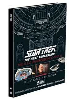 the u.s.s. enterprise ncc-1701-d illustrated handbook - Star Trek Starships