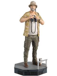dale - The Walking Dead Collector's Models