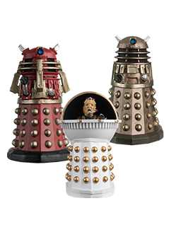 the exterminate! bundle - Doctor Who Figurines Collection