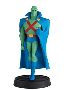 martian manhunter - Justice League The Animated Series