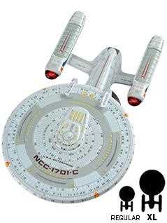 u.s.s. enterprise ncc-1701-c 10-inch xl edition - Star Trek Starships