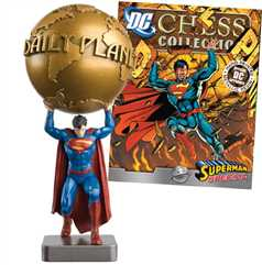 superman & the daily planet special edition - DC Chess