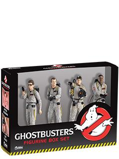 ghostbusters figurine box set - Ghostbusters Figurine Collection