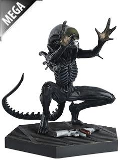 10-inch mega xenomorph (vent attack) - Alien and Predator