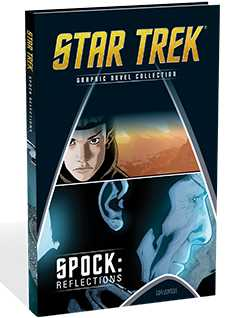 spock: reflections - Star Trek Graphic Novels