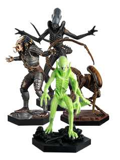 nycc 2017 alien and predator bundle - Alien and Predator