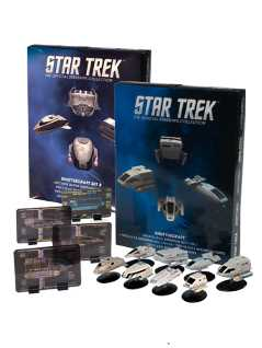 shuttle set bundle - Star Trek Starships